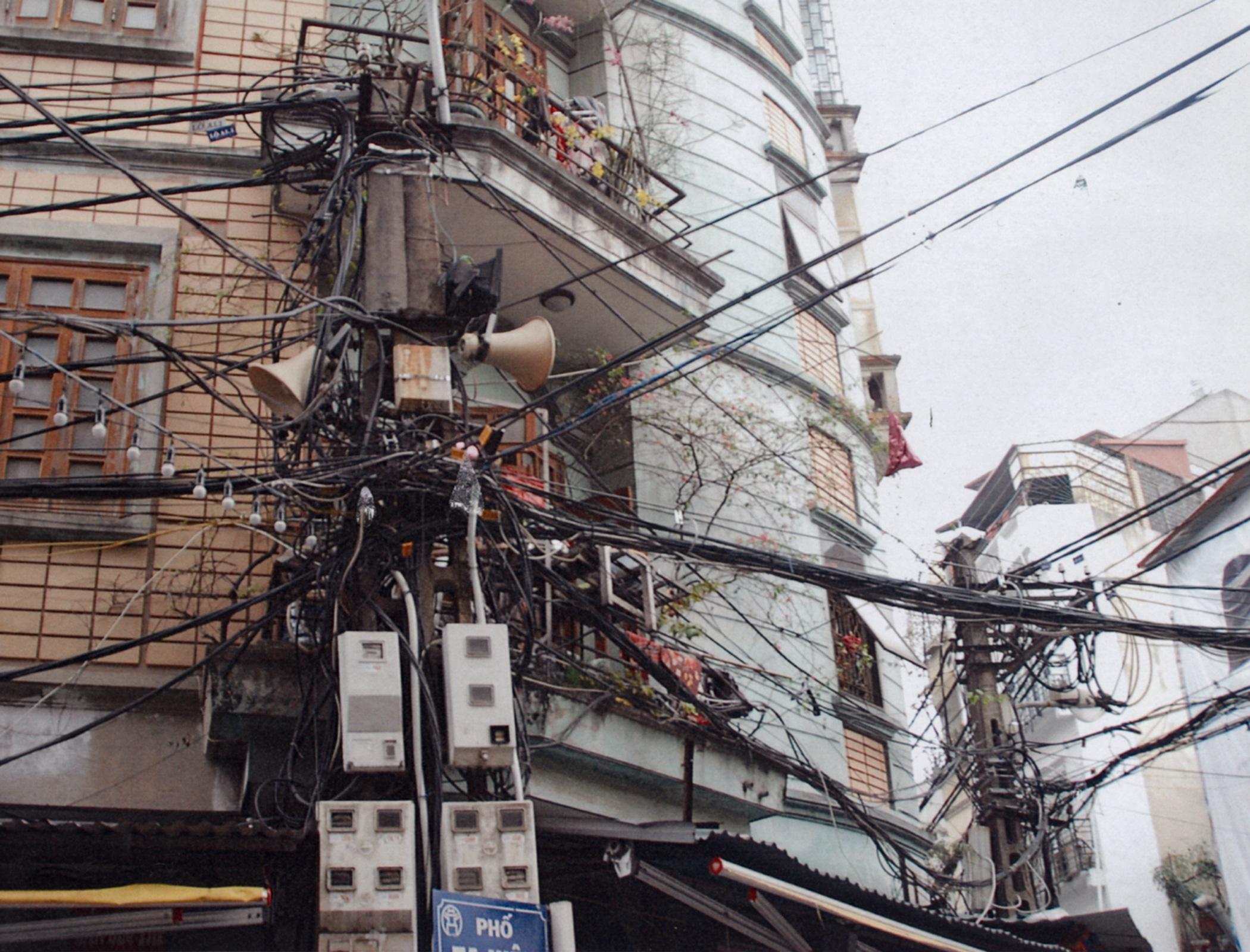 world s worst wiring the top three most shocking electrical rh eandt theiet org Dishwasher Electrical Wiring Burnt Electrical Wiring