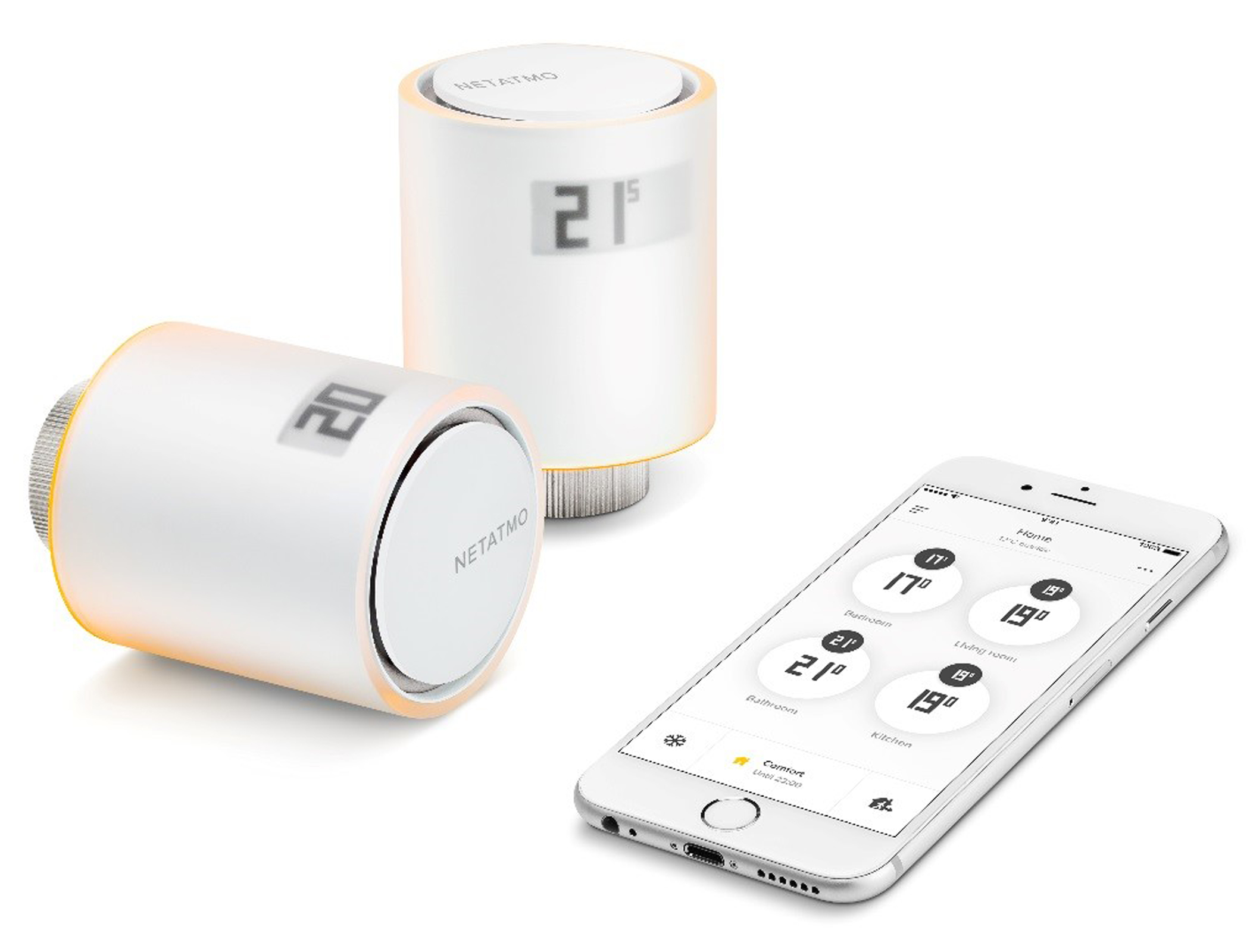 test netatmo thermostat awesome with test netatmo thermostat thermostat by netatmo tips cheats. Black Bedroom Furniture Sets. Home Design Ideas
